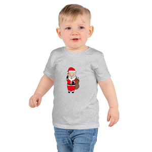 Santa Pig Christmas Kids T-Shirt - Rudys Bar & Grill
