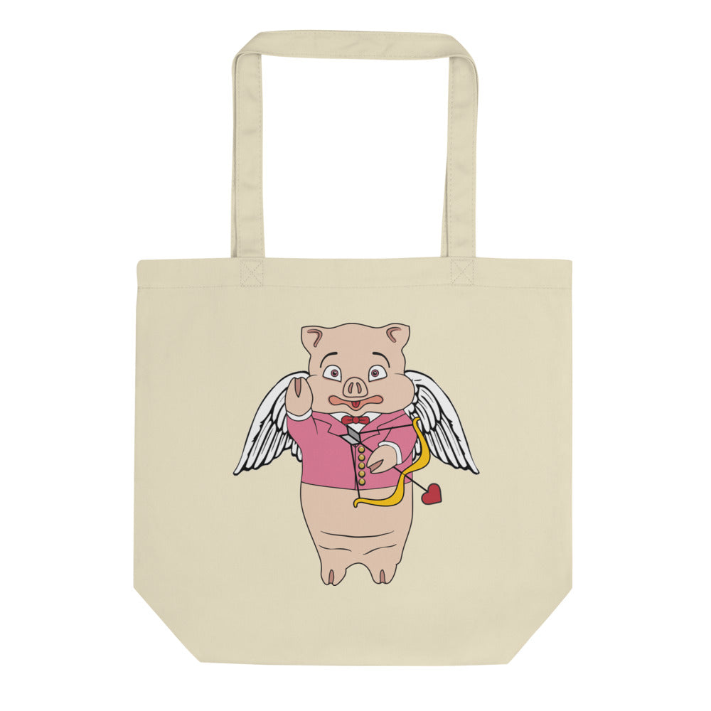 Cupid Valentine's Day Tote - Rudys Bar & Grill