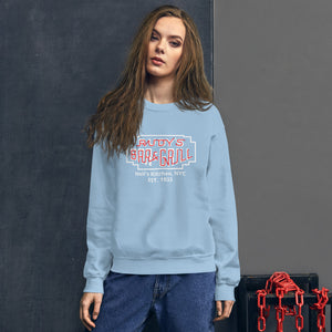 Hell's Kitchen Neon Sign Sweatshirt - Rudys Bar & Grill