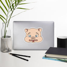 Load image into Gallery viewer, Pig Head Sticker - Rudys Bar & Grill