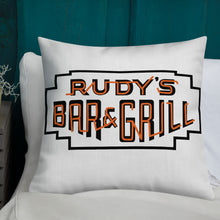 Load image into Gallery viewer, Devil Pig Pillow - Rudys Bar & Grill