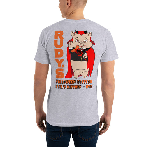 Devil Pig T-shirt - Rudys Bar & Grill