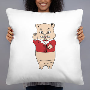 Rudy's Pig Pillow - Rudys Bar & Grill