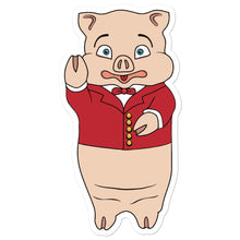 Load image into Gallery viewer, Classic Pig Sticker - Rudys Bar & Grill