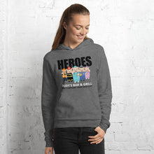 Load image into Gallery viewer, Pig Heroes Hoodie - Rudys Bar & Grill