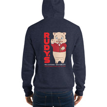 Load image into Gallery viewer, Classic Rudy's Pig Hoodie - Rudys Bar & Grill