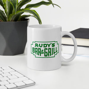 St. Patricks Day Mug - Rudys Bar & Grill