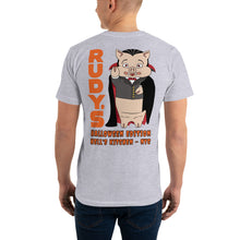 Load image into Gallery viewer, Dracula Pig T-Shirt - Rudys Bar & Grill