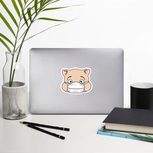 Load image into Gallery viewer, Corona Pig Head Sticker - Rudys Bar & Grill