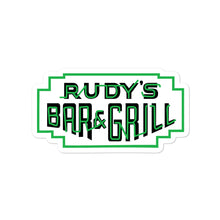Load image into Gallery viewer, St. Patricks Day Neon Stickers - Rudys Bar & Grill
