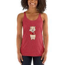 Load image into Gallery viewer, Women's Pig Racerback Tank - Rudys Bar & Grill