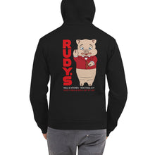 Load image into Gallery viewer, Classic Rudy's Pig Zip Hoodie - Rudys Bar & Grill