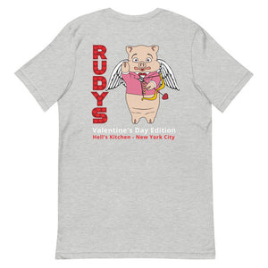 Valentine's Day Classic T-Shirt - Rudys Bar & Grill