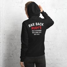 Load image into Gallery viewer, Bar Back Hoodie - Rudys Bar & Grill
