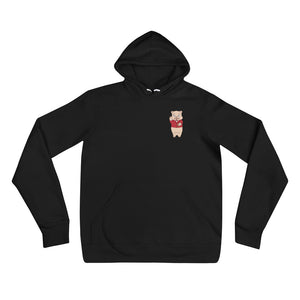 Bar Back Hoodie - Rudys Bar & Grill