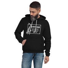 Load image into Gallery viewer, Classic Jazz Saxophone Unisex hoodie - Rudy's Bar & Grill