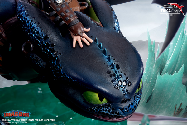[PREORDER]Hiccup & Toothless