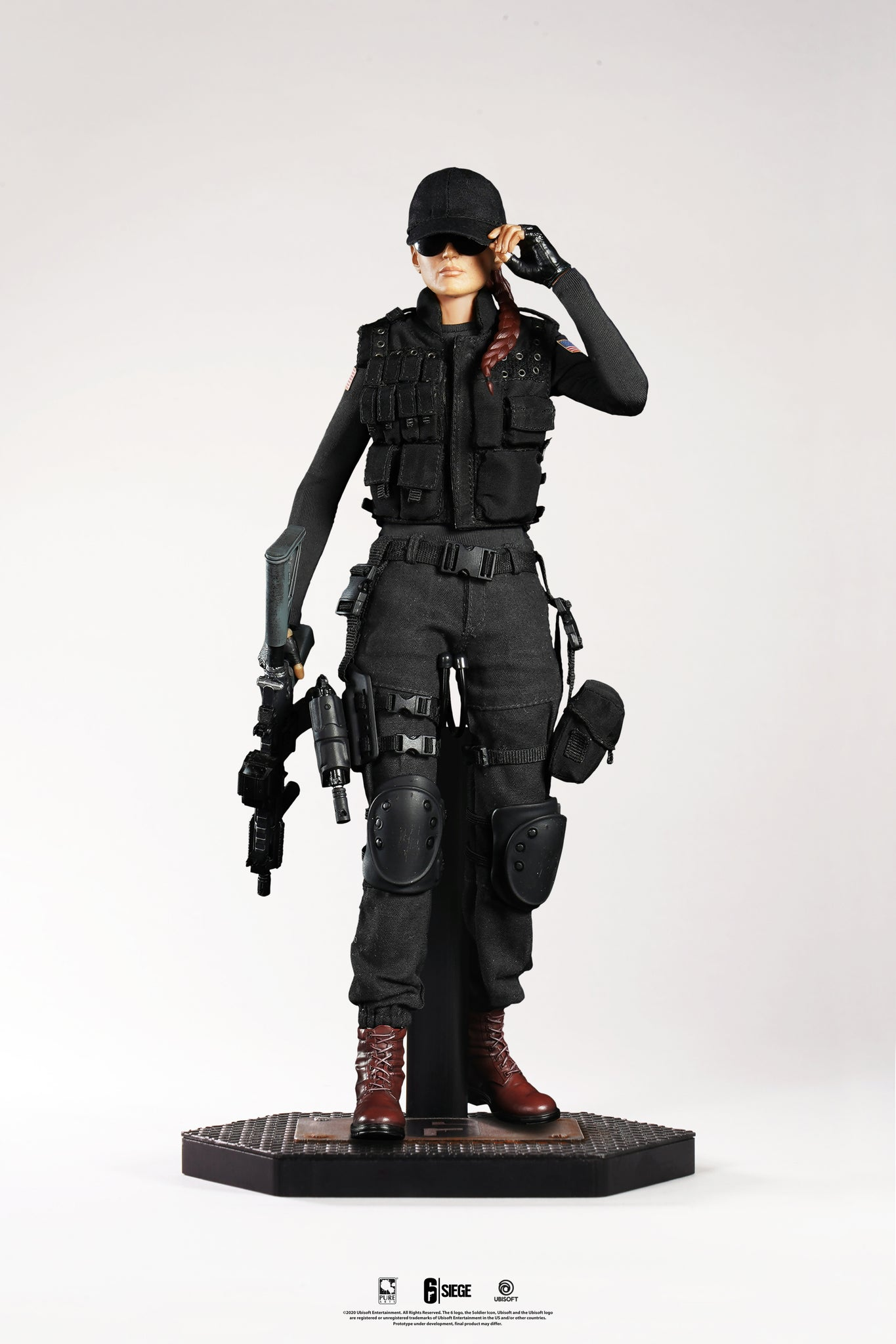 "[PREORDER]Eliza ""Ash"" Cohen 1/6th Scale Action Figure"