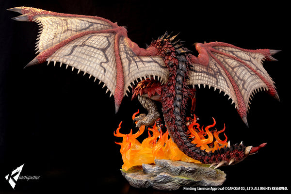 [PREORDER]The King of the Skies - Rathalos Fiery Bundle