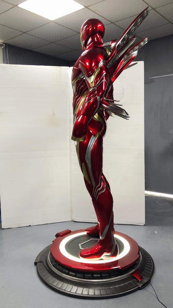 [PREORDER]1/1 Scale Life-size Iron Man Mark 50