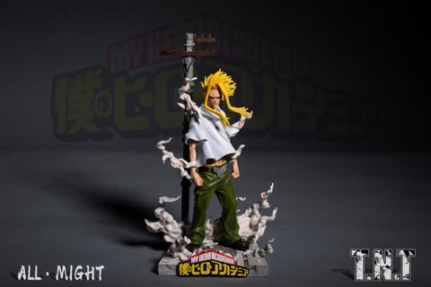 [PREORDER]All Might - The End and The Beginning