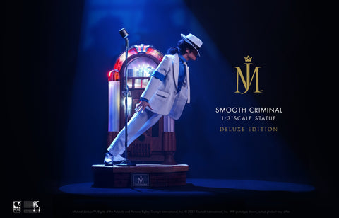 [PREORDER]Michael Jackson Smooth Criminal Deluxe Edition