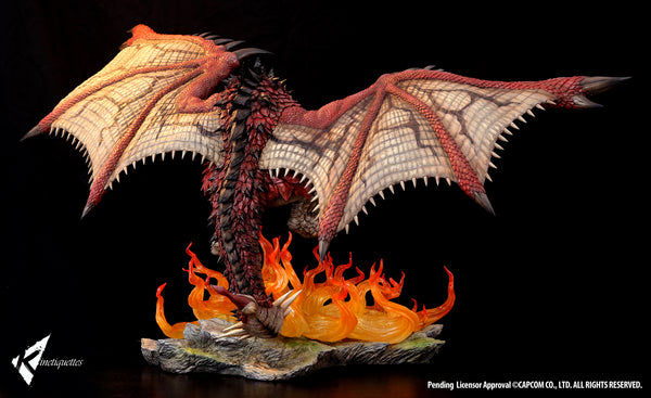 [PREORDER]The King of the Skies - Rathalos