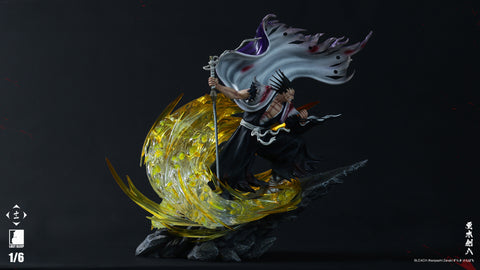 [PREORDER]Captain of the Gotei 13 Series - Kenpachi Zaraki Deluxe Ver.