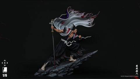 [PREORDER]Captain of the Gotei 13 Series - Kenpachi Zaraki Regular Ver.
