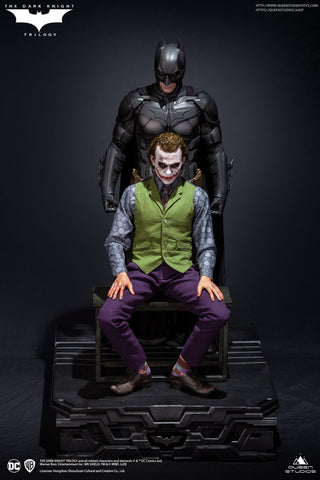 [PREORDER]The Dark Knight Combined Display Base
