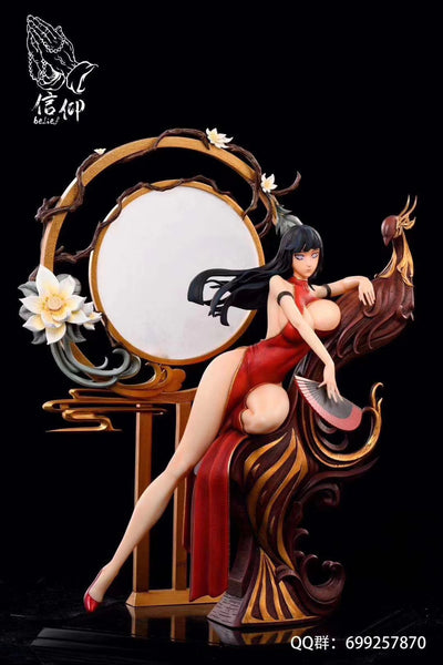 [PREORDER]Cheongsam Hinata 1/4th Scale Regular Ver.