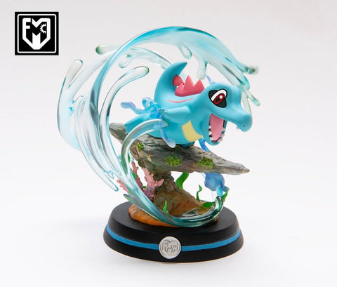 [PREORDER]2nd Generation Starter Series - Totodile
