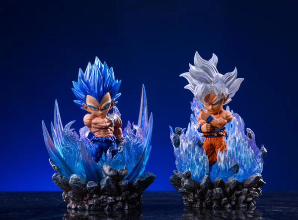 [PREORDER]WCF DWC Vegeta Super Saiyan Blue Evolved
