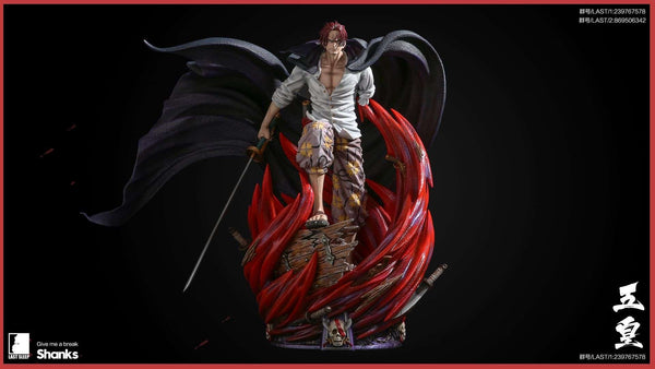 [IN STOCK]Shanks 1/4th Scale