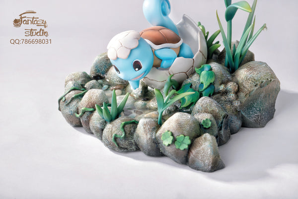 [PREORDER]Newborn Squirtle Regular Ver.