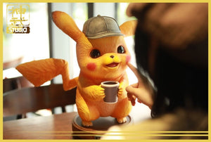 [PREORDER]Life Size 1/1 Detective Pikachu