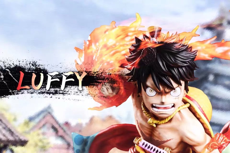 [PREORDER]WCF Fire Fist Luffy