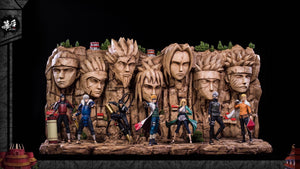 [PREORDER]The Hokage Rock Diorama