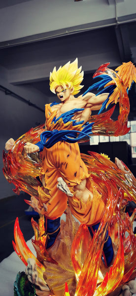 [PREORDER]Goku SSJ 1/4th Scale