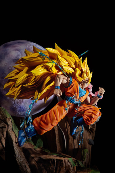 [PREORDER]Goku vs Kid Buu Regular Ver.