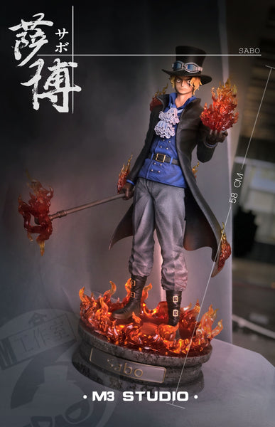 [PREORDER]Sabo 1/4th Scale