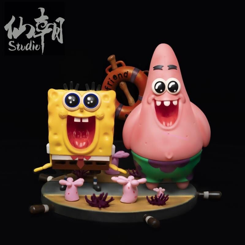 [PREORDER]Spongebob's Friendship