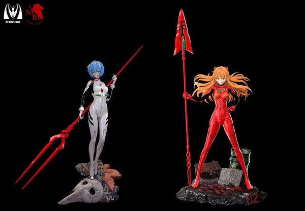 [PREORDER]Soryu Asuka Langley 1/4th Scale
