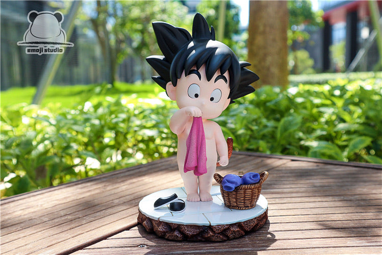 [PREORDER]SD Naked Kid Goku
