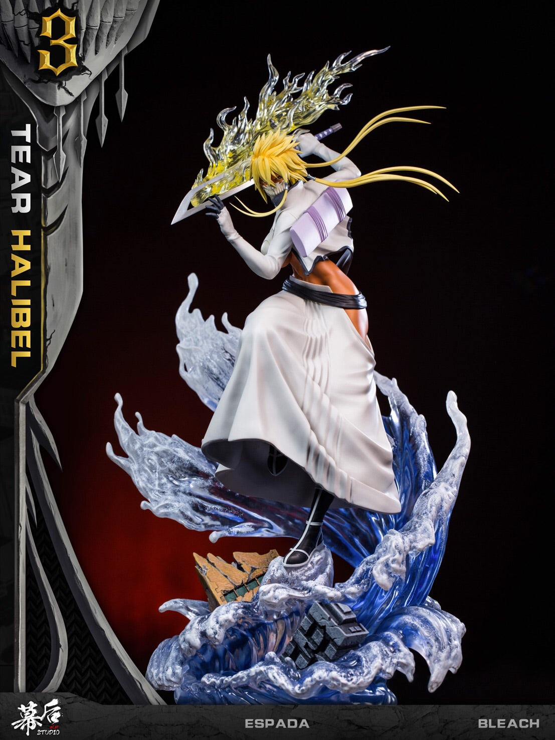 [PREORDER]1/6 Scale Espada Series - Tier Harribel EX Ver.