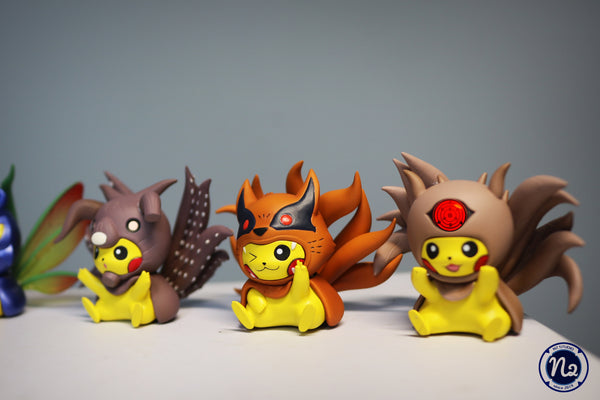 [PREORDER]Pikachu x Tailed Beasts
