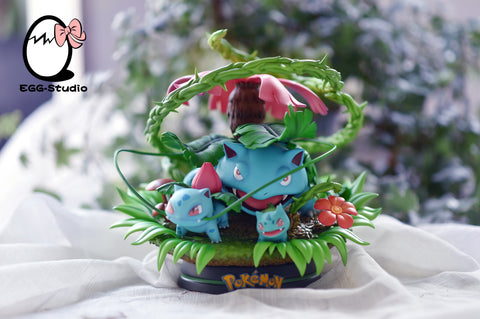 [PREORDER]1st Gen Starter Evolution Series - Venusaur Regular Ver.