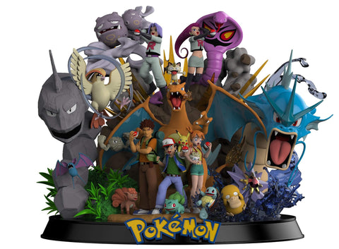 [PREORDER]My Unique Statue Series - Pokemon(Normal PO)