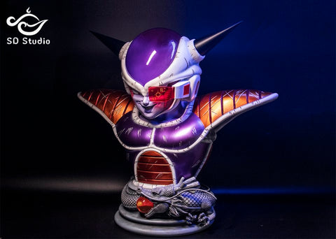 [PREORDER]1/1 Scale Life-Size Frieza Bust Regular Ver.