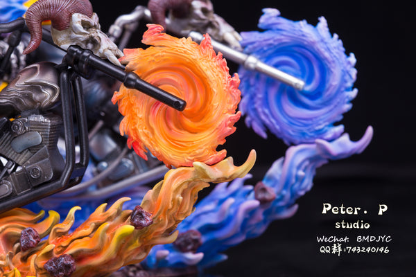 [PREORDER]Pikachu Cosplay Ghost Rider Blue Flame Ver.